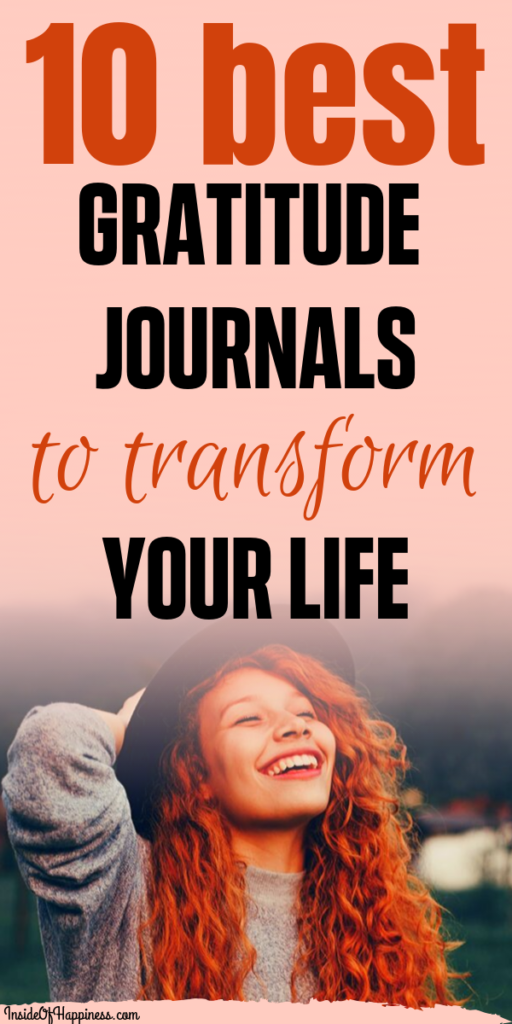 What are the best gratitude journals that change lives? This is a giant list of the most beautiful and awesome gratitude journals specially selected for you. Self-care and self-love/ gratitude journaling/ daily habits of gratitude/ attitude of gratitude/Be grateful #Gratitude