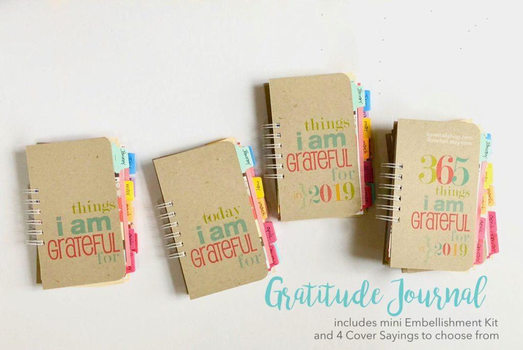 Gratitude Journal Etsy