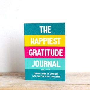 Gratitude Happy Journal