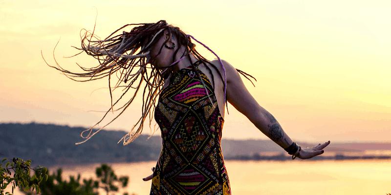 Dance the worries away