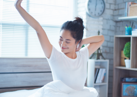 How to wake up early and not feel tired