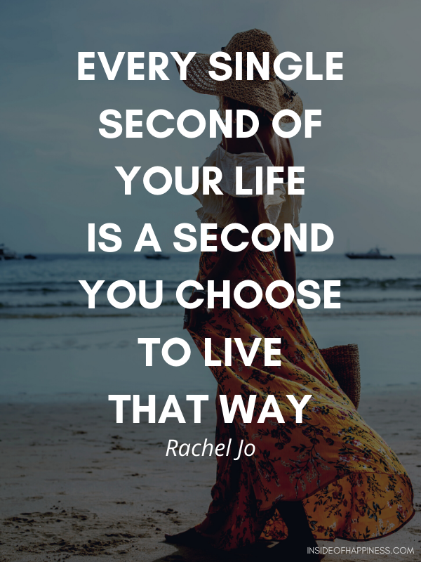 Quote about taking responsibility in life as a habit to improve your life
