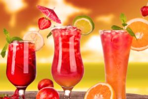 50 homemade summer drinks