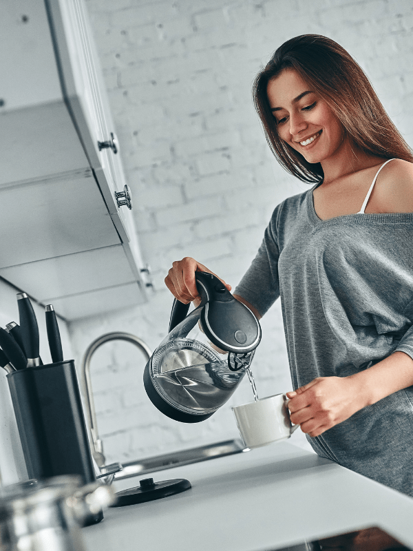 3 organized kitchen tips