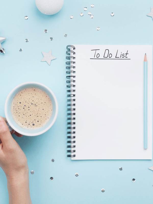 Getting things done - to do list
